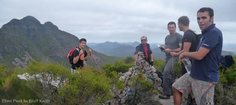 Ellen Peak to Bluff Knoll
